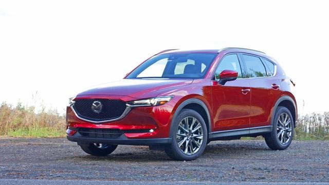 Rộ tin đồn Mazda CX-5 sẽ được nâng cấp lên ngang tầm BMW X5 - 1