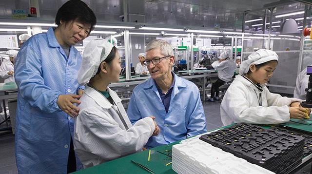 Apple sẽ rút nhà máy khỏi Trung Quốc cho dù tổng thống là Trump hay Biden - 1