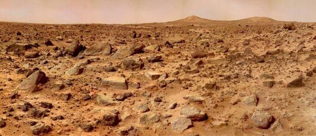 Muối cô đặc trong lòng đất trên Sao Hỏa có thể là nguồn cung cấp ôxy - 1