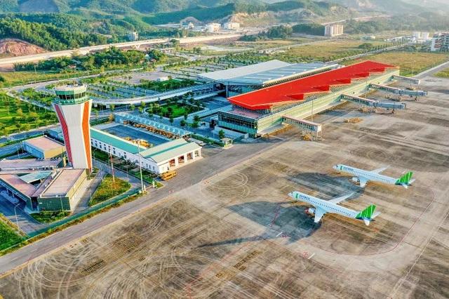 Soi công nghệ hiện đại tại Cảng Hàng không quốc tế Vân Đồn - 1