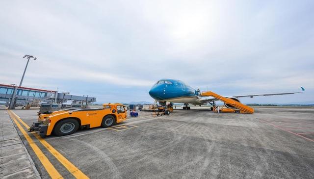 Soi công nghệ hiện đại tại Cảng Hàng không quốc tế Vân Đồn - 5