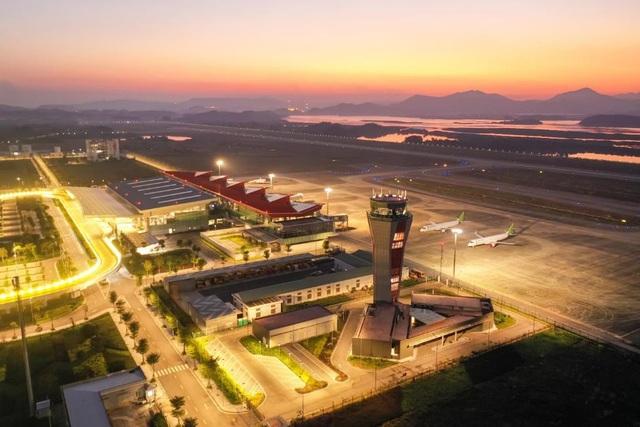 Soi công nghệ hiện đại tại Cảng Hàng không quốc tế Vân Đồn - 6