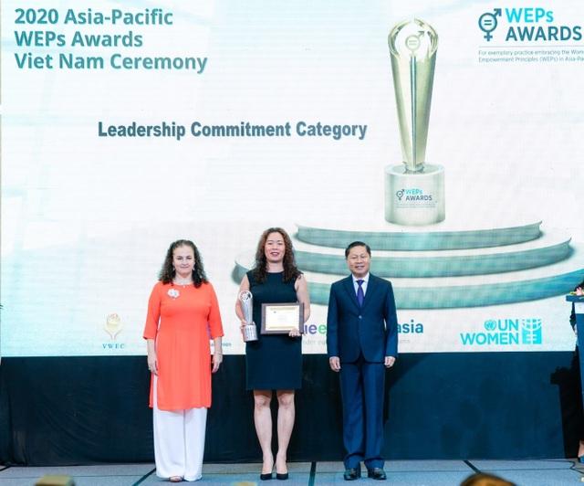 Unilever Việt Nam: Nâng cao quyền năng cho phụ nữ phát triển sự nghiệp và thăng tiến - 2
