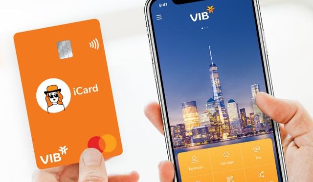 VIB ra mắt tài khoản ngân hàng số toàn diện - 1