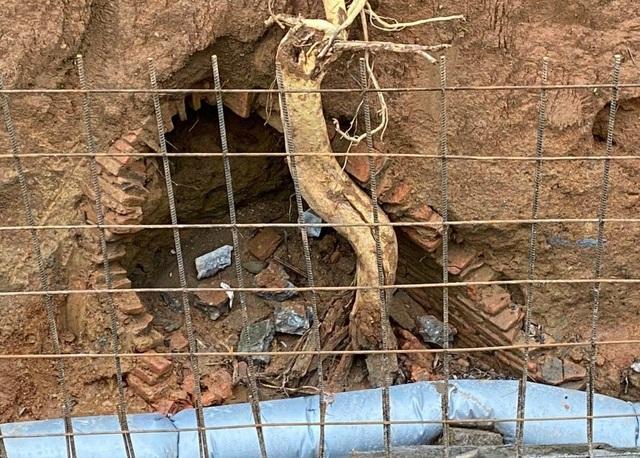Hà Tĩnh: Phát hiện ngôi mộ cổ khoảng 2000 năm tuổi - 1