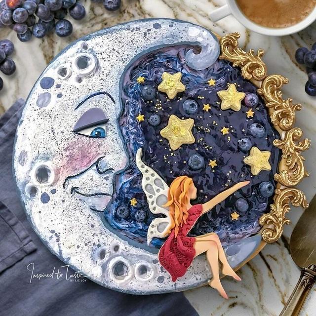 Chiêm ngưỡng những chiếc bánh đẹp như tranh vẽ, đến mức… không nỡ ăn - 3