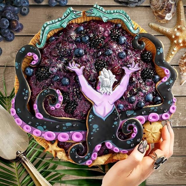 Chiêm ngưỡng những chiếc bánh đẹp như tranh vẽ, đến mức… không nỡ ăn - 5