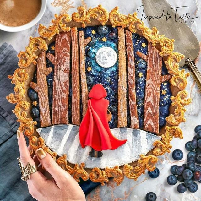 Chiêm ngưỡng những chiếc bánh đẹp như tranh vẽ, đến mức… không nỡ ăn - 6