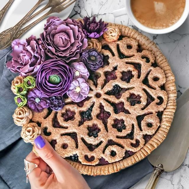 Chiêm ngưỡng những chiếc bánh đẹp như tranh vẽ, đến mức… không nỡ ăn - 7