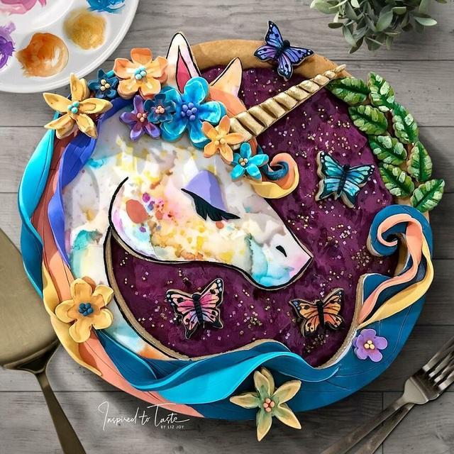 Chiêm ngưỡng những chiếc bánh đẹp như tranh vẽ, đến mức… không nỡ ăn - 8