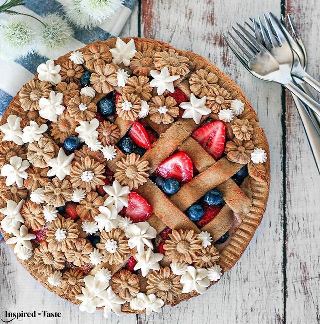 Chiêm ngưỡng những chiếc bánh đẹp như tranh vẽ, đến mức… không nỡ ăn - 11