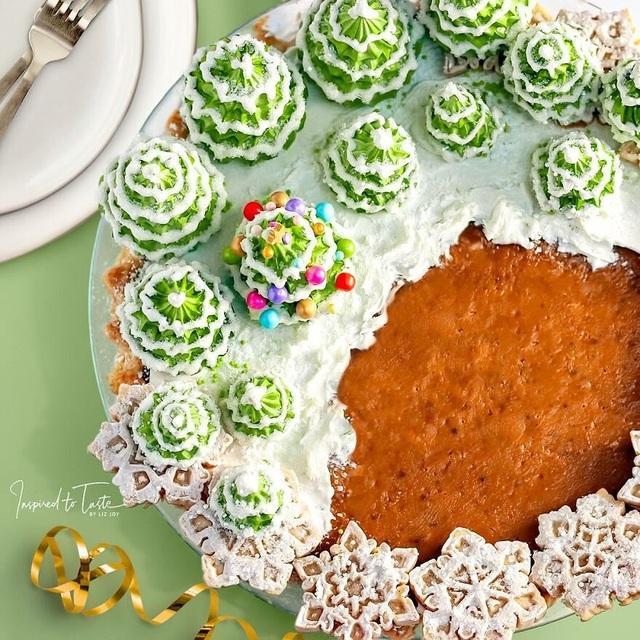 Chiêm ngưỡng những chiếc bánh đẹp như tranh vẽ, đến mức… không nỡ ăn - 13