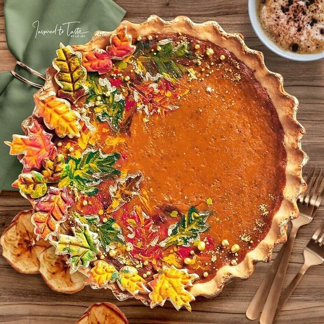 Chiêm ngưỡng những chiếc bánh đẹp như tranh vẽ, đến mức… không nỡ ăn - 14