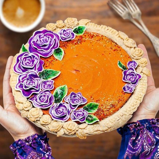 Chiêm ngưỡng những chiếc bánh đẹp như tranh vẽ, đến mức… không nỡ ăn - 16