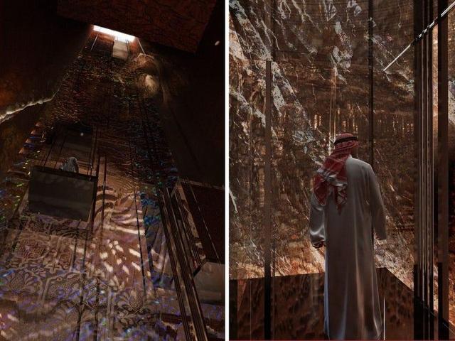 Trải nghiệm có một không hai ở khách sạn xây trong lòng núi đá sa thạch - 6