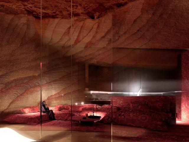 Trải nghiệm có một không hai ở khách sạn xây trong lòng núi đá sa thạch - 8