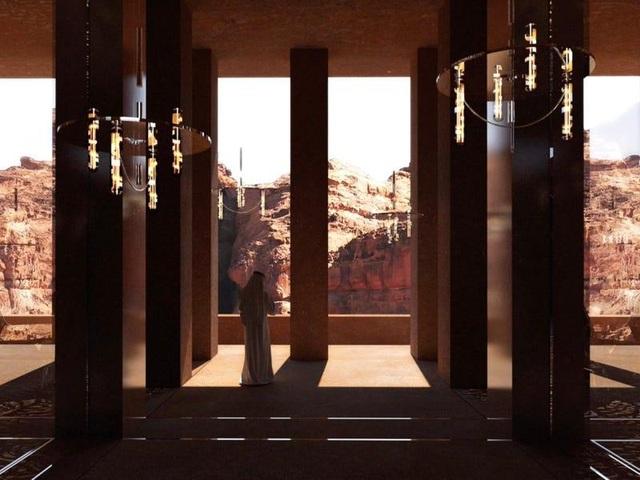Trải nghiệm có một không hai ở khách sạn xây trong lòng núi đá sa thạch - 11