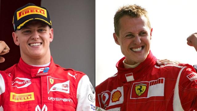Con trai huyền thoại Michael Schumacher nối nghiệp cha trên đường đua F1 - 2