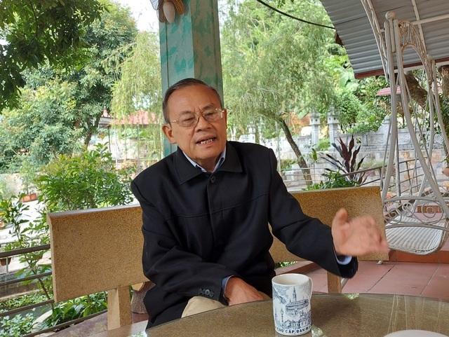 Nguyên lãnh đạo tỉnh Thanh Hóa nói về Văn kiện Đại hội Đảng XIII - 1