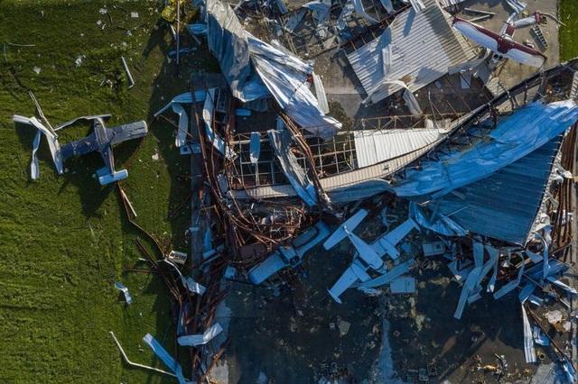 Thế giới từ trên cao: Năm 2020 đầy sóng gió  - 7