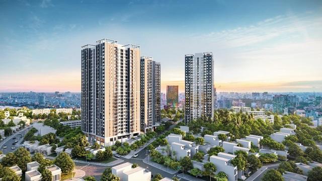 Giá căn hộ vùng ven tăng sốc, dòng tiền chảy mạnh vào dự án nội đô - 3
