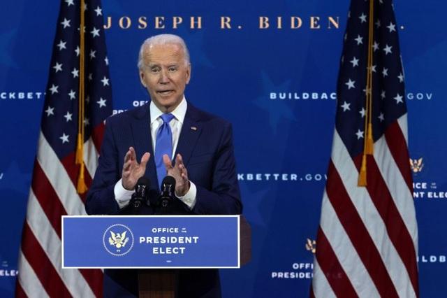 Ông Biden để mắt đặc biệt đến châu Á - 1
