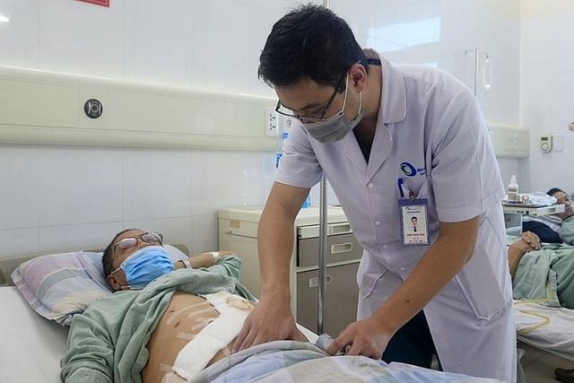 Phẫu thuật cắt gan- lựa chọn điều trị triệt để ung thư gan - 1