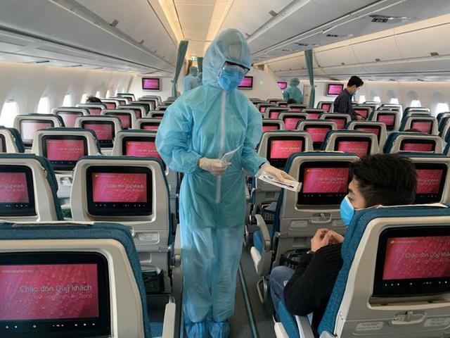 Đình chỉ công tác Tổ trưởng Tổ tiếp viên Vietnam Airlines - 1