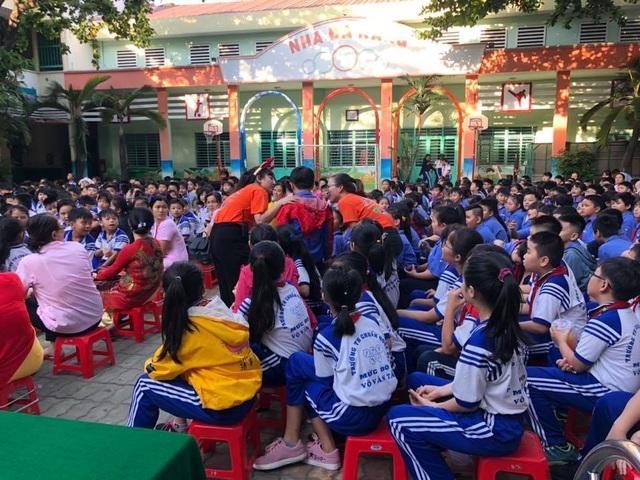 Hai trường tiểu học tại TPHCM tiếp tục đóng cửa vì ca bệnh 1347 - 1