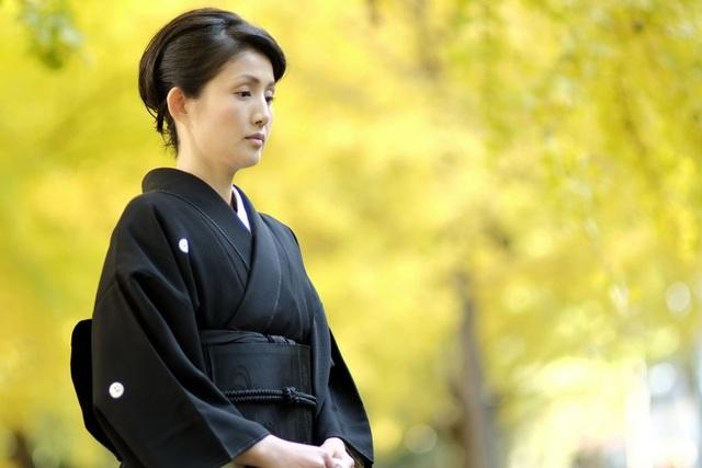 Mofuku: Bộ kimono người Nhật mặc trong tang lễ - 1