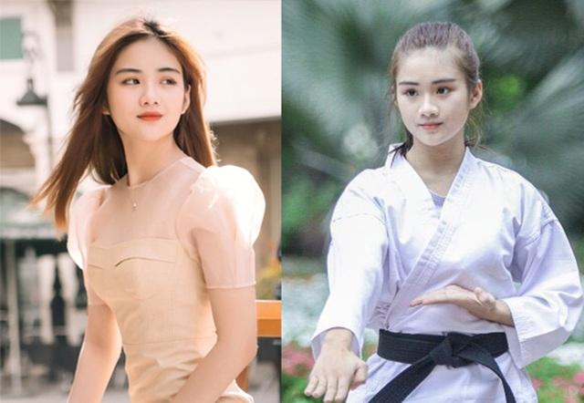 Á khôi 1 Bùi Minh Anh từng giành 30 huy chương vàng Karatedo - 11