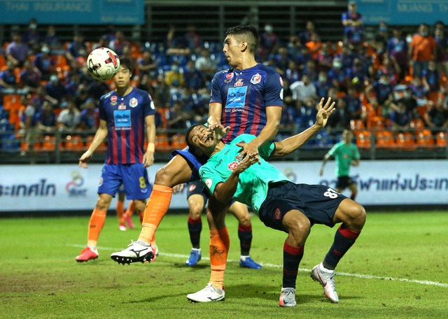 Hàng thủ yếu kém, đội bóng của Văn Lâm bại trận trước Port Authority - 1