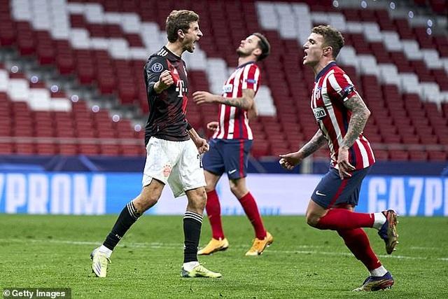 Atletico 1-1 Bayern Munich: Chủ nhà đánh rơi điểm đầy cay đắng - 3