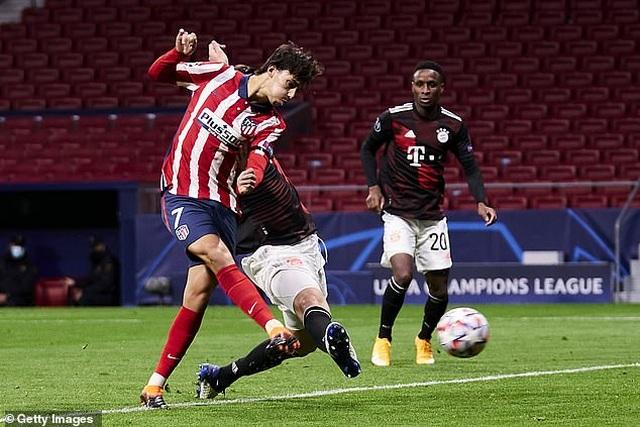 Atletico 1-1 Bayern Munich: Chủ nhà đánh rơi điểm đầy cay đắng - 1