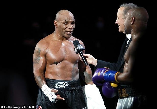 Myke Tyson xác nhận tiếp tục thượng đài, sẵn sàng tái đấu Holyfield - 3