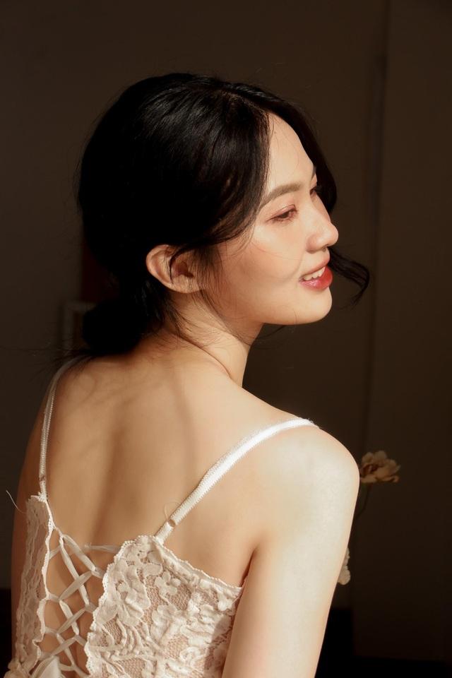 Nữ sinh trường Báo có gương mặt đẹp, muốn trở thành MC truyền hình - 4