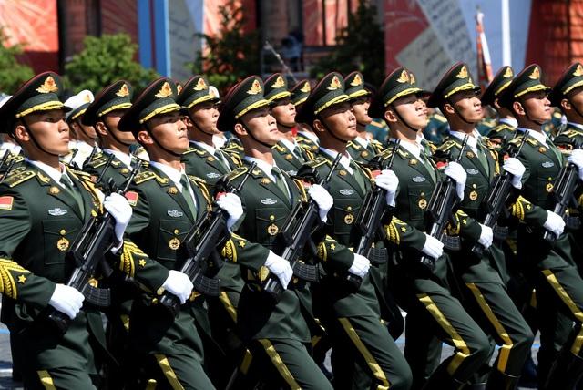 NATO cảnh báo sự trỗi dậy quân sự đáng lo ngại của Trung Quốc  - 2