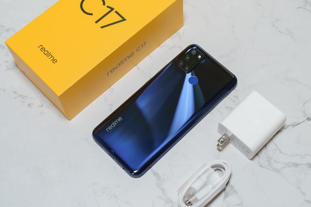 Cận cảnh Realme C17:  màn hình 90 Hz, hiệu năng và camera đủ dùng - 1
