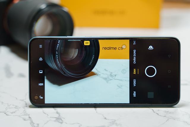Cận cảnh Realme C17:  màn hình 90 Hz, hiệu năng và camera đủ dùng - 6