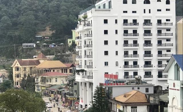 Ồn ào vụ xây sai phép ở Tam Đảo: Thủ tướng yêu cầu Vĩnh Phúc báo cáo - 1