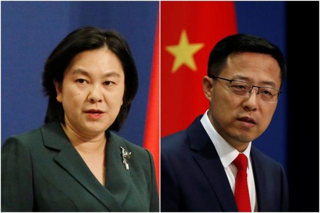 Mâu thuẫn nảy lửa với Australia, Trung Quốc tăng tốc ngoại giao chiến lang - 1