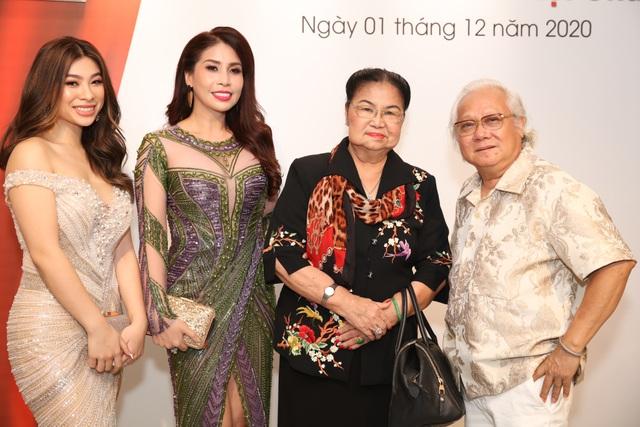 Dàn sao Việt đến chúc mừng Võ Việt Chung nhận Huân chương Lao động - 5