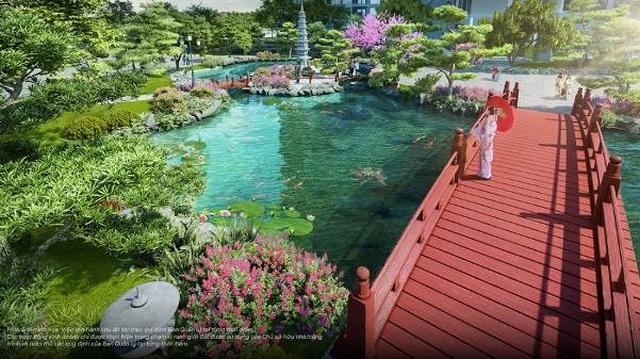 Chính thức ra mắt The Zenpark - tinh thần Nhật Bản giữa lòng Vinhomes Ocean Park - 1