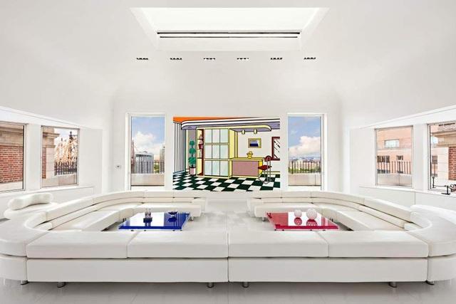 Bên trong căn penthouse đẳng cấp giá 45 triệu USD của tỷ phú Mỹ - 1