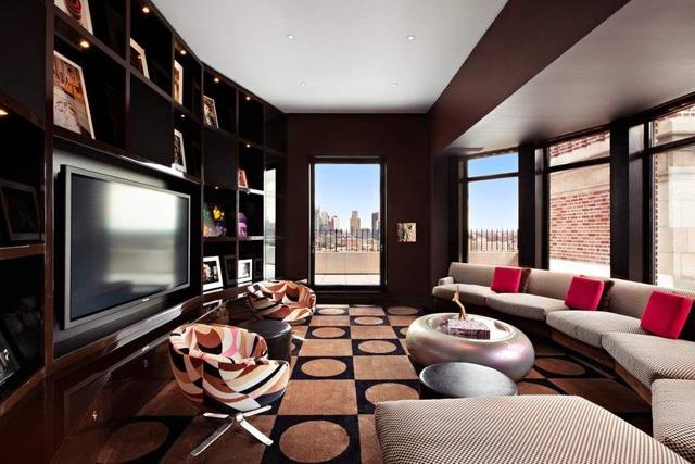 Bên trong căn penthouse đẳng cấp giá 45 triệu USD của tỷ phú Mỹ - 8