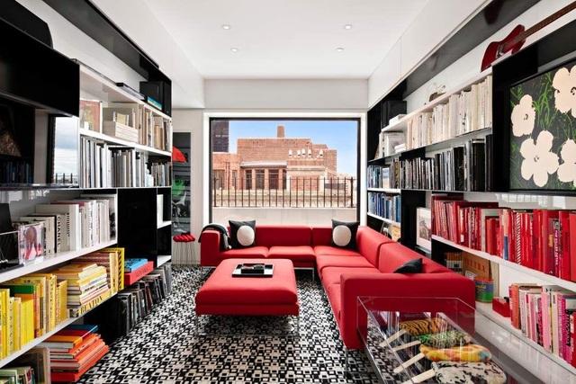 Bên trong căn penthouse đẳng cấp giá 45 triệu USD của tỷ phú Mỹ - 12