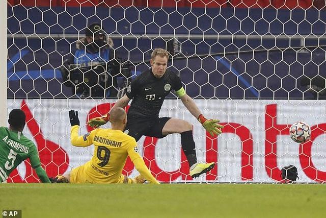 Griezmann tỏa sáng cùng Barcelona, C.Ronaldo giúp Juventus thắng lớn - 2