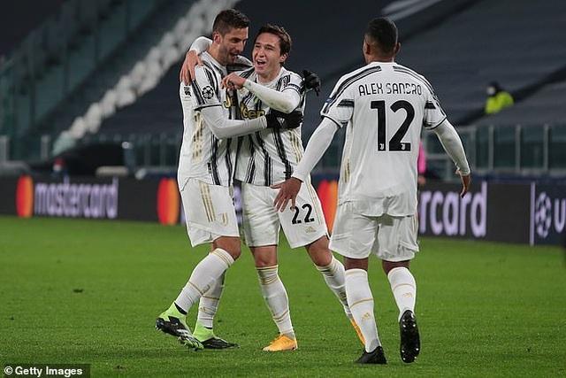 Griezmann tỏa sáng cùng Barcelona, C.Ronaldo giúp Juventus thắng lớn - 10