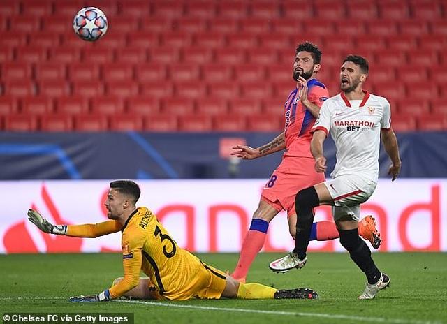 Giroud ghi 4 bàn, Chelsea thắng hủy diệt nhà vô địch Europa League - 2