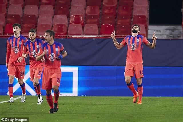 Giroud ghi 4 bàn, Chelsea thắng hủy diệt nhà vô địch Europa League - 3